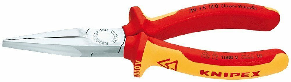 Knipex 30 16 160 Long Nose Pliers 6, 3