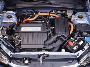 Image Is Loading 2003 2005 Honda Civic Hybrid Engine Ima Motor