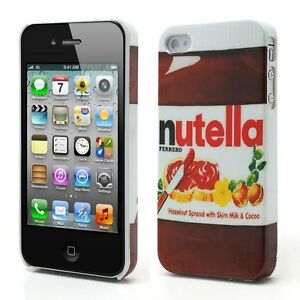 coque iphone 4 nutella