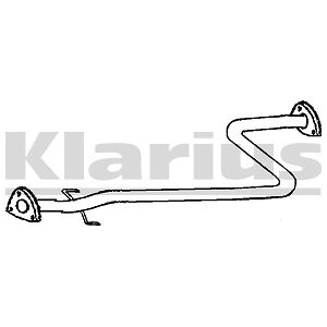 Brand New! Replacement Exhaust Centre Link Pipe 2 Year Warranty