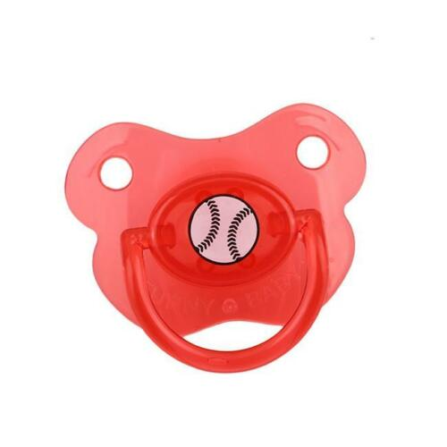 Baby Infant Newborn Silicone Clip Holder Soother Pacifier Toy Dummy Nipple AS