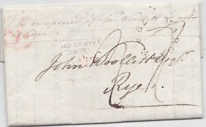 1810-MARGATE-CIRC-MILEAGE-PMK-NO-DATE-IN-CENTRE-LETTER-TO-JOHN-WOOLLETT-IN-RYE