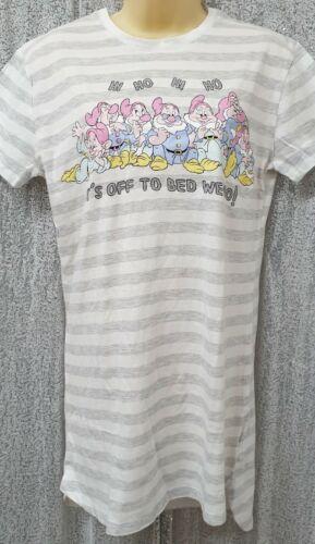 Primark Disney Chip Cup Looney Tunes Seven Dwarf Cindrella Ladies Nightdress.