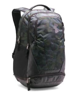 24b39ec5c89e Details about Under Armour UA Hustle 3.0 Storm™ Desert Sand Camouflage Camo  Backpack Book Bag