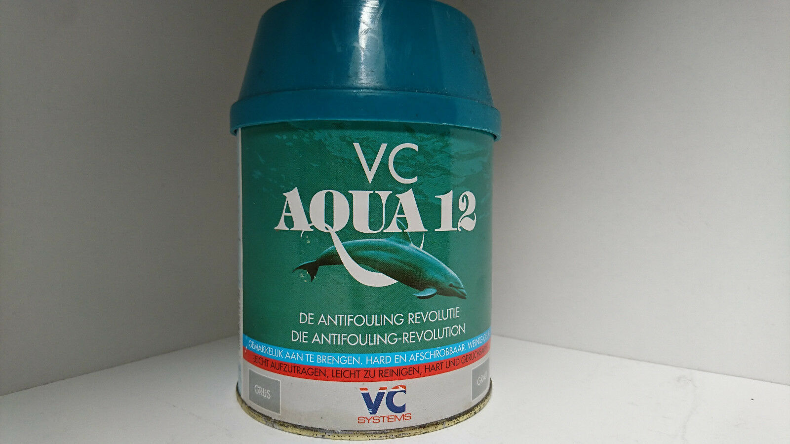 ( /L) Internatinal VC Aqua 12 Antifouling 1L