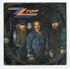 """ZZ TOP Vinyle 45T 7"""" ROUGH BOY - DELIRIOUS - WARNER BROS 928733 RARE"""