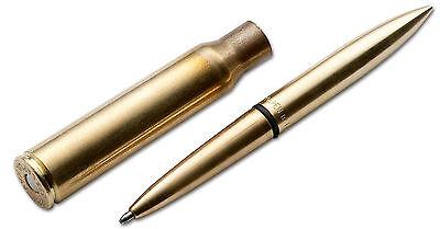 FISHER Space Pen .338 Lapua Magnum Tactical Pen Kugelschreiber Kubotan USA