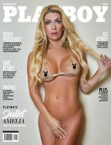 Month the playmate of Dead Playboy