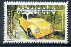 STAMP-TIMBRE-FRANCE-NEUF-N-3322-VOITURE-COCCINELLE-VOLKSWAGEN