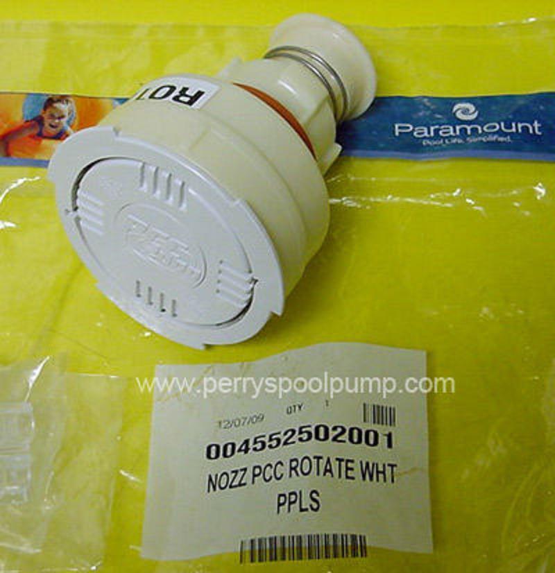 Paramount PCC 2000 In-Floor Pop Up Head Weiß 004-552-5020-01 004552502001