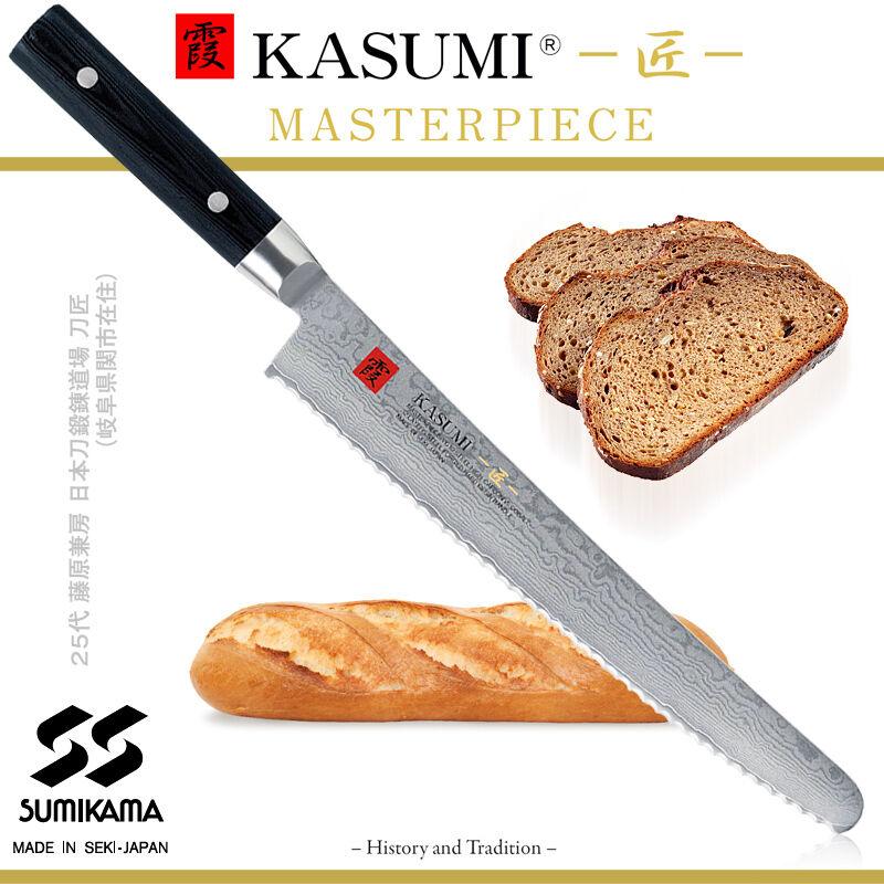 Kasumi Masterpiece-mp10 couteau à pain 25 CM