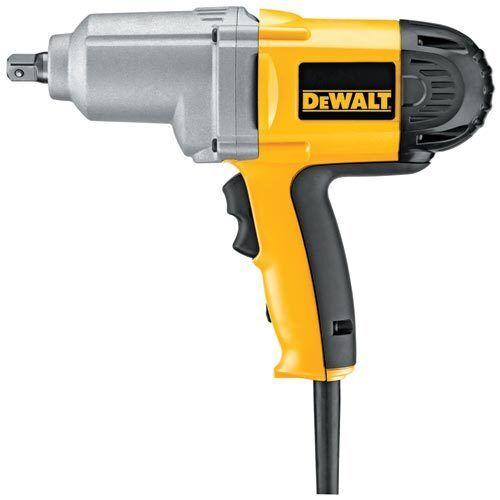 "DEWALT 1//2/"" 2,100 RPM 7.5 AMP Impact Wrench DW292"