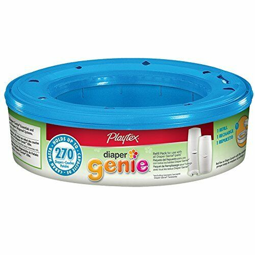 "Playtex Diaper Genie II Advanced Disposal System Refill /""6 Pack/"""