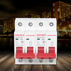 Dual-Power-Manual-Transfer-Switch-For-Generator-Changeover-Switch-400v-2P-63A