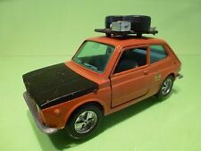 NACORAL FIAT 127 - RALLY 1:25 - GOOD CONDITION