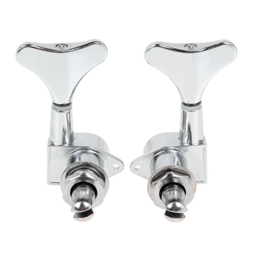 3L3R Bass Tuner Tuning Pegs Keys Machine Heads for Guitar Parts Replacement