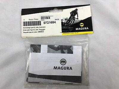 Magura Julie End Pad 4.2 Brake Pad Set 3h