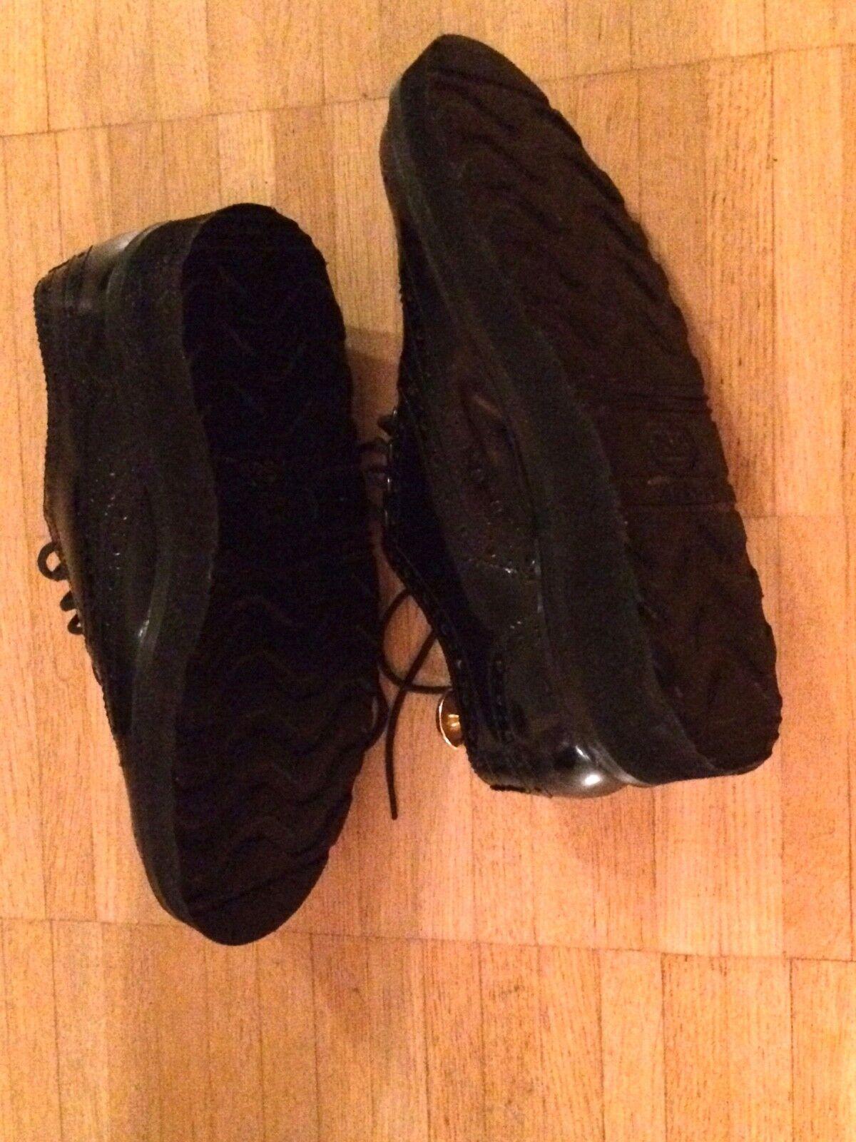 Negro Grenson Emily brogue brogue brogue tamaño UK 3 d 35,5 - 36 usado poco dfdb9d