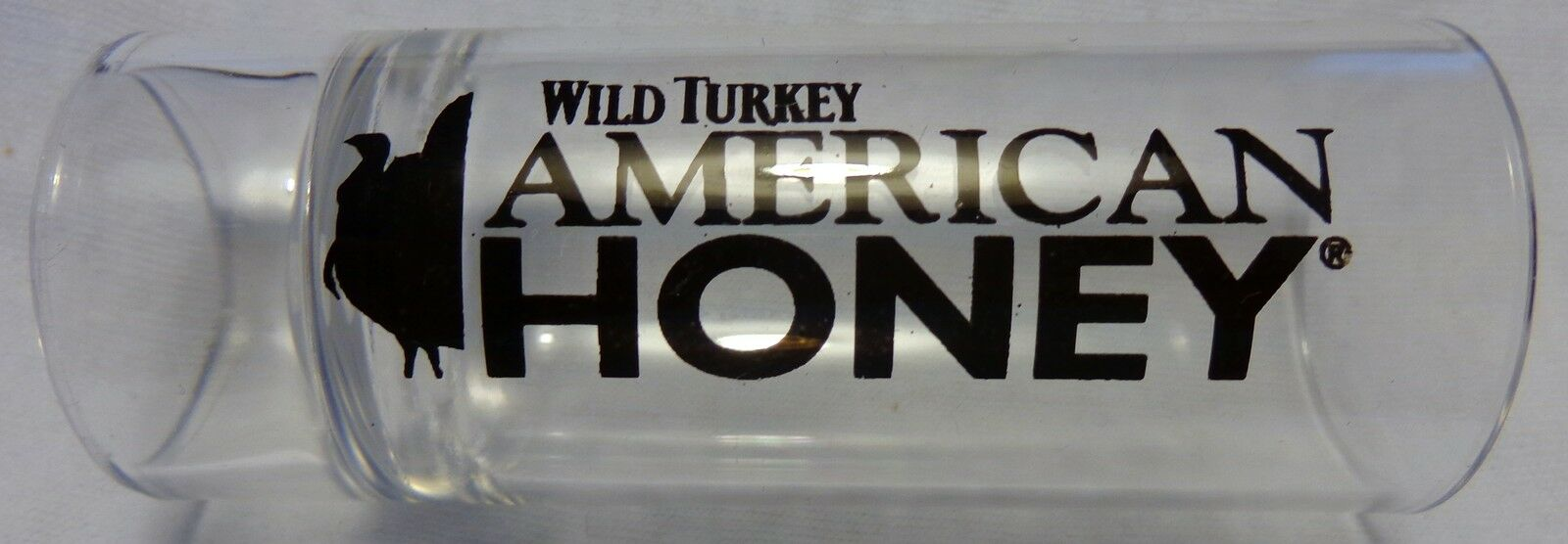 NEW Wild Turkey American Honey Clear Plastic Frame Sunglasses