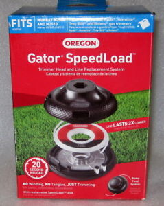 24-200-W-OREGON-GATOR-SPEEDLOAD-REPLACEMENT-TRIMMER-HEAD-amp-LINE-STRING-SYSTEM