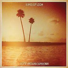 Come-Around-Sundown-von-Kings-of-Leon-CD-Zustand-gut