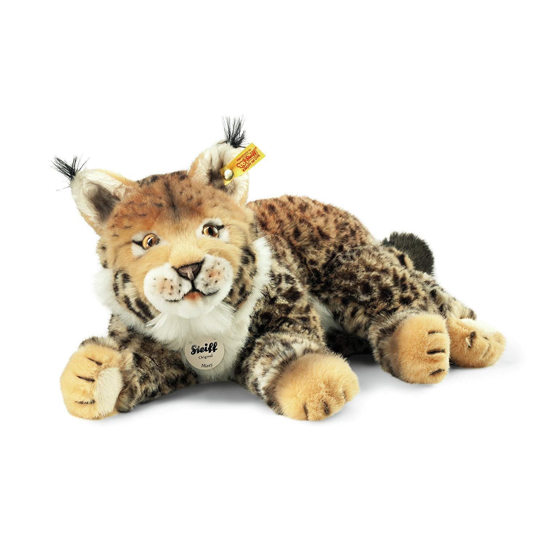 Steiff Steiff Steiff Mizzy Lynx (Beige  braun) 087513