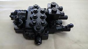 WALVOIL-SD5-3-3-Spool-Hydraulic-Valve-ART-1023A0054-SD5-3-SP1-WFP-3-Bank