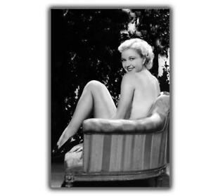 Hollywood-Actress-amp-Starlet-Cecilia-Parker-ww2-Photo-Glossy-034-4-x-6-034-inch-A