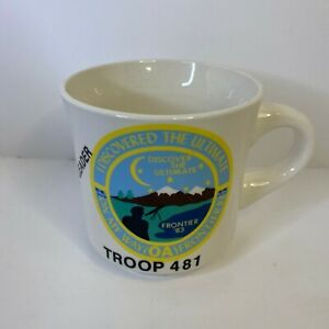 Boy Scout Camp Discovered The Ultimate Troop 481 Leader Mug From 1983