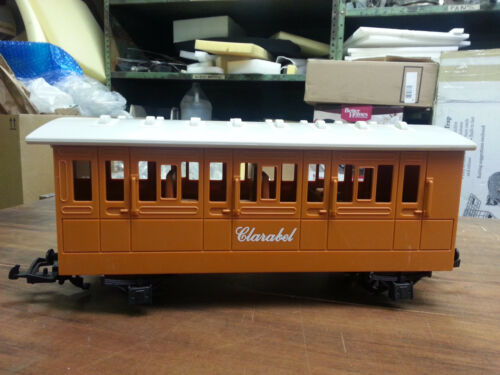 Lionel G Scale Thomas and Friends Clarabel Passenger Car