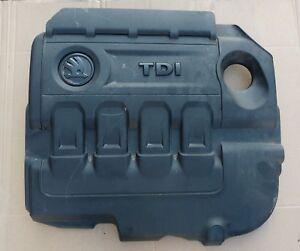 Details about SKODA SUPERB 3V OCTAVIA 2 0 DIESEL ENGINE TOP COVER 04L103954T