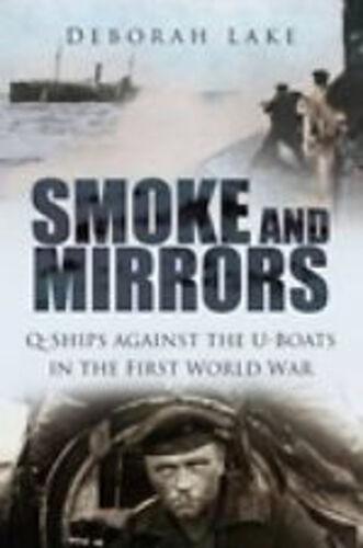 1 of 1 - Smoke and Mirrors, New, Lake, Deborah Book