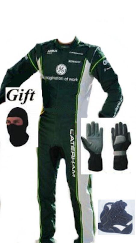Caterham kart race suit KIT CIK FIA level 2 2014 style(free gifts)