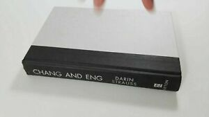 Chang-and-Eng-A-Novel-by-Strauss-Darin-2000-first-printing-hardcover