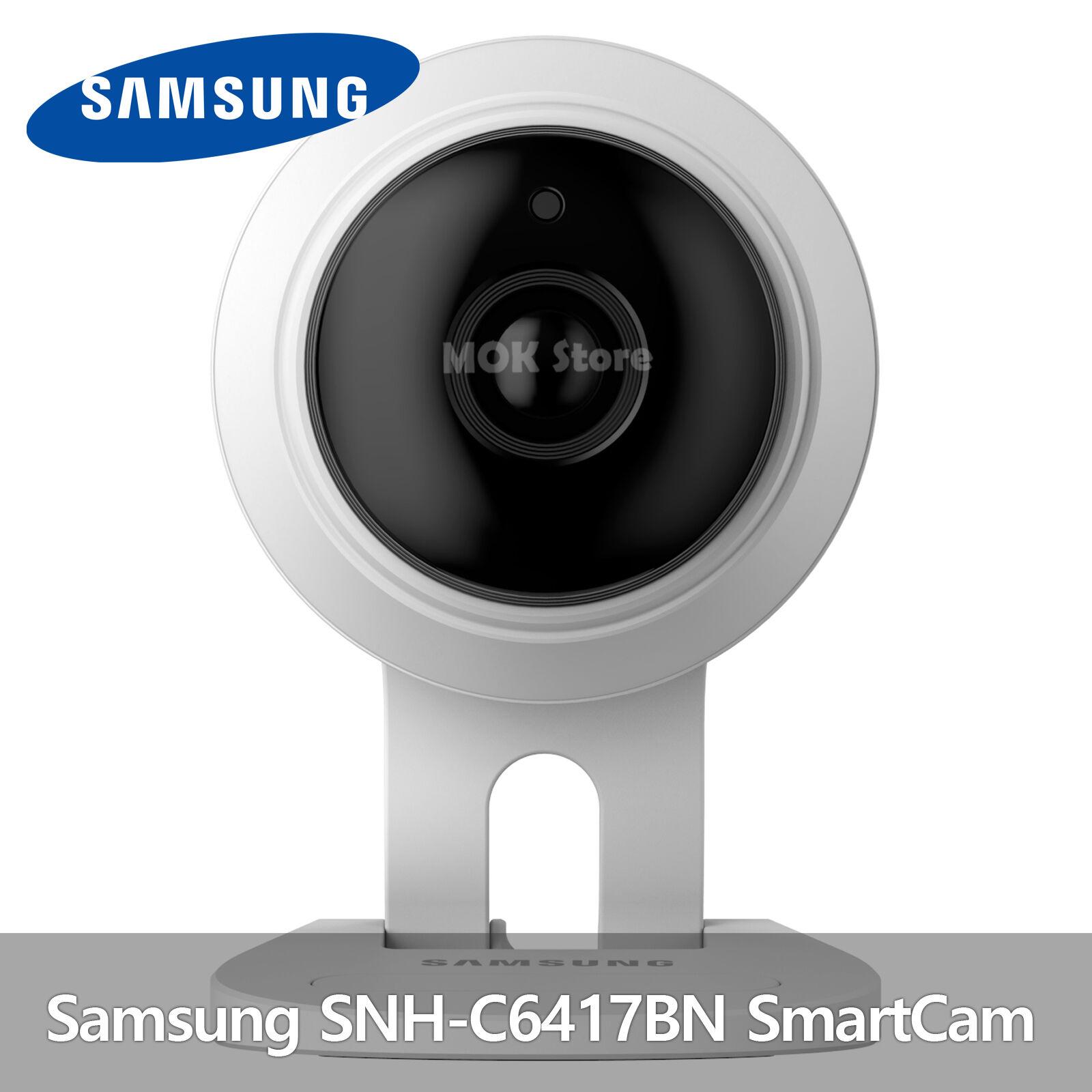 Details about Samsung Wisenet SNH-C6417BN Monitoring CCTV Full HD Wi-Fi IP  Camera 16GB