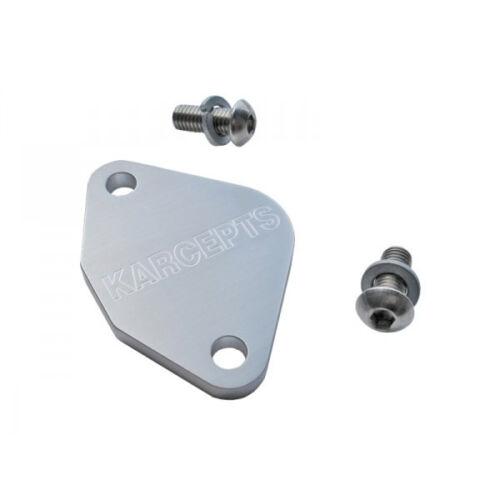 Karcepts EGR Block-off Plate Fit All Honda//Acura that use 18715-PB2-000 gasket