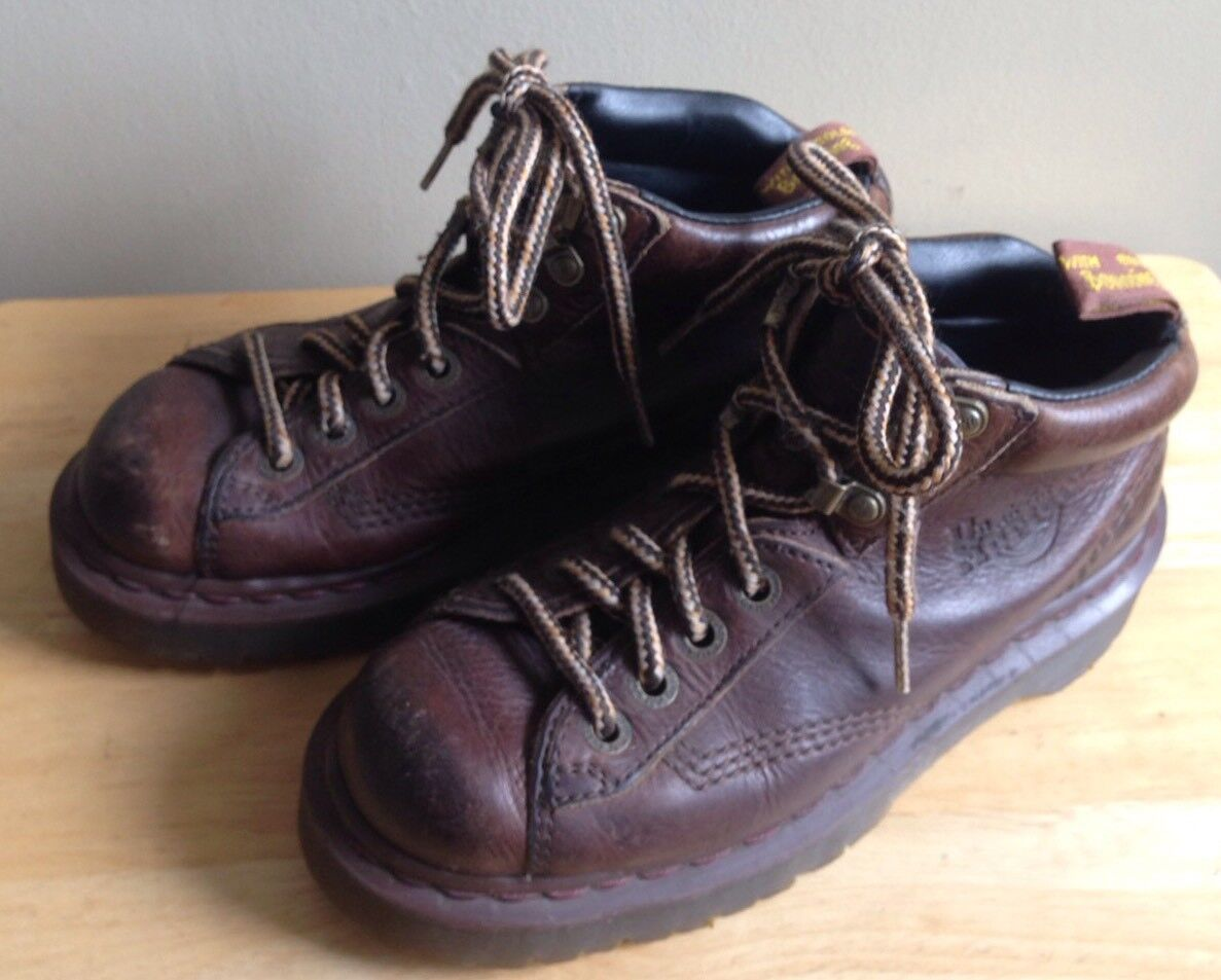 1990s DR. MARTENS 8287 GRIZZLY HIKER Stiefel, Stiefel, Stiefel, ENGLAND, WOMEN'S SIZE US 5, UK 3 94523e