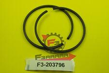 F3-22203796 Serie Segmenti fasce elastiche Piaggio 68  APE TM703 - MP 601 Motoca
