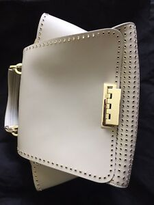 Zac Posen Beige Eartha Iconic Soft Top Handle Ebay