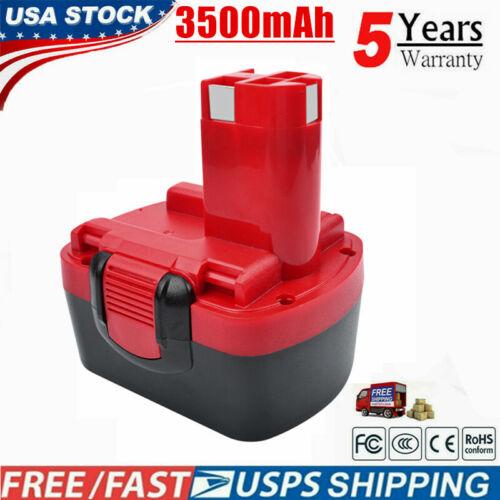 NEW for Bosch 14.4V BAT038 BAT040 BAT041 BAT140 3.5Ah Battery 33614 13614 32614