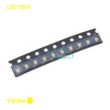 50pc SMD Chip LED Lamp 0805 Color= Supper Blue L-S270SBLC-ML RoHS LENOO Taiwan