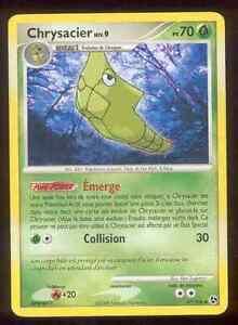 Pokemon-n-47-106-CHRYSACIER-niveau-9-PV70