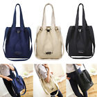 New Women Handbag Canvas Shoulder Messenger Bag Ladies Satchel Tote Purse Bags