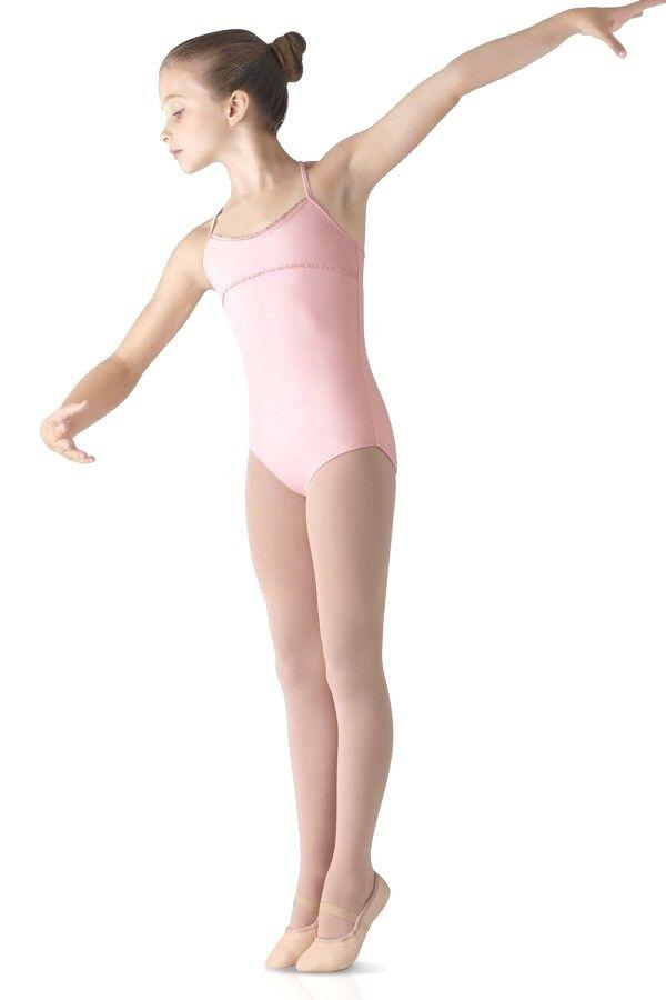 NWT Ballet DanceDress CottonSpndx ShortSleeve 3 Colors Girls szs Skirted leotard