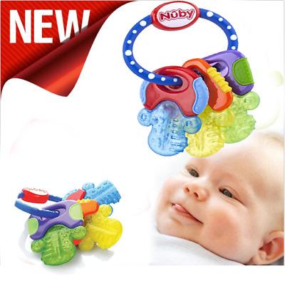Baby King Teether Hard//Soft Keys