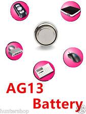 50 pcs AG13 G13 LR44 SR44 A76 357 1.5V Bulk Alkaline Heavy Duty Battery
