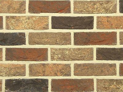 Handform-verblender Wdf Bh643 Braun-bunt Nuanciert Klinker Vormauersteine GroßE Vielfalt Heimwerker