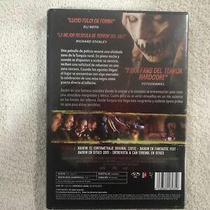 BASKIN-CAN-EVRENOL-TERROR-LUCIO-FULCI-RICHARD-STANLEY-DVD-NUEVO-NEW-PRECINTADO