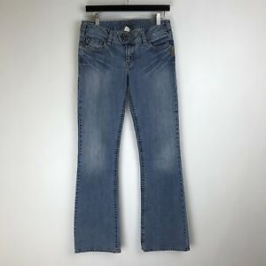 Silver-Jeans-Tuesday-Bootcut-Distressed-Wash-Tag-Size-29-29x34-5444