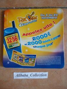 Publicidad-Recuperador-Moneda-Fdj-Francesa-de-Juegos-Ticket-Rascarse-Tacotac